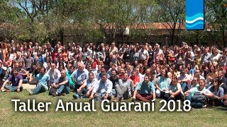 Taller Anual Guaraní 2018