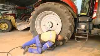 MICHELIN AG : Eine Methode für Reifenmontage und -demontage