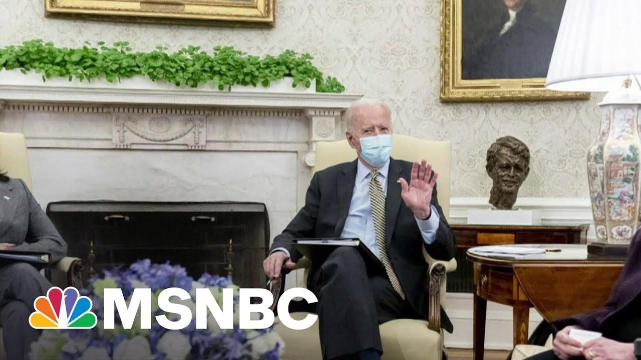 How Biden's Presidency Is Giving Hope To Progressives | Morning Joe | MSNBC