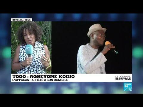 Togo : l'opposant Agbéyomé Kodjo, arrivé deuxième à la présidentielle, arrêté à son domicile