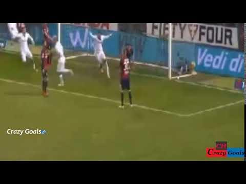 Andrea Masiello GOAL Genoa vs Atalanta [1-2] [12/12/2017] HD
