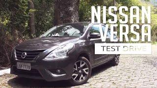 Test Drive: Nissan Versa CVT