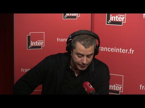 Catherine Millet répond aux questions d'Ali Baddou