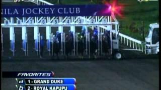 RACE 7 GRAND DUKE 09/01/2014