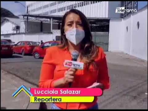 Daniel Salcedo se encuentra internado en hospital Guayaquil con vigilancia policial