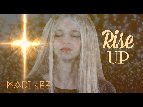 "Andra Day  ""Rise Up"" Cover by Madi Lee"