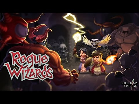 Rogue Wizards gameplay