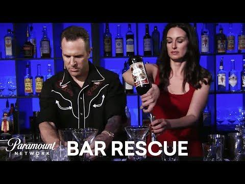 Cocktail Challenge Rematch: Greg vs Mia Mastroianni | Back to the Bar - Bar Rescue, Season 4