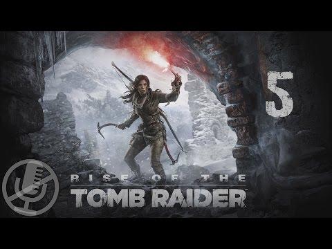 Rise of the Tomb Raider Прохождение Без Комментариев На Русском На ПК Часть 5 — Ледяной корабль