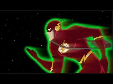 The Flash vs Justice League
