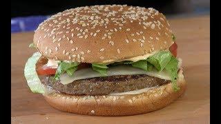 McDonald's Big Tasty® Cheeseburger Copycat Recipe! by Ballistic BBQ