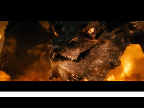 Smaug the Stupendous - The Hobbit