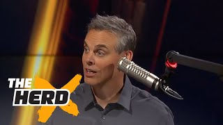 Here is why Colin thinks McGregor vs Floyd Mayweather will happen - 'The Herd' by Colin Cowherd