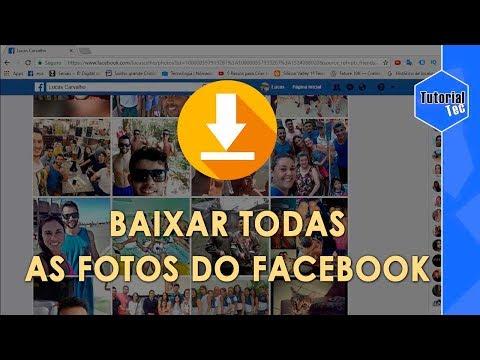 Baixar whatsapp - Como Baixar Todas as Fotos de uma Vez no Seu Perfil no Facebook - TutorialTec