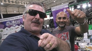 Pure Sativa Product Earth Expo UK by Urban Grower