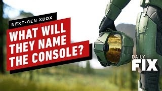 What Will Microsoft Name The Next-Gen Xbox Console? | IGN Daily Fix by IGN