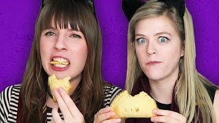MAKING PUMPKIN PASTIES with Brittany Uecker | Kelsey Impicciche