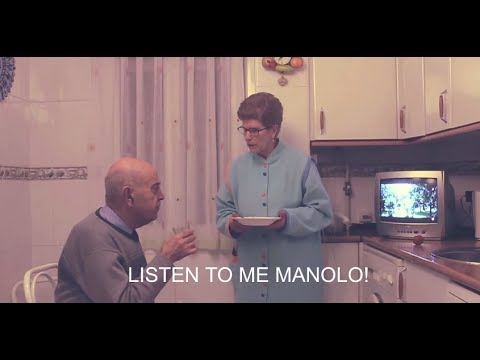 beatorsk8ter - Manolo ¿me estás escuchando? Protagonizado por Manuel Gómez & Concepción Buendía. Dirigido por Sergio Beator Producido por FASS FILMS www.fassfilms.com.