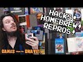 Hacks! Homebrew! Repro Mega Video!