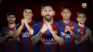 L'Any Nou Xines en el FC Barcelona