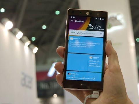 Acer Liquid X2 hands-on
