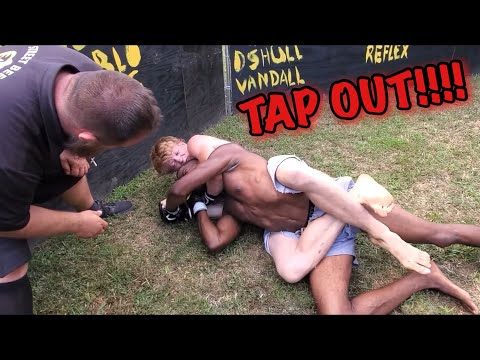 SUBMISSION HIGHLIGHTS | TAP OUT!!!