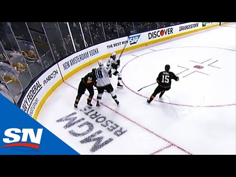 Joe Thornton Gets Penalty For Head Contact After High Hit On Tomas Nosek