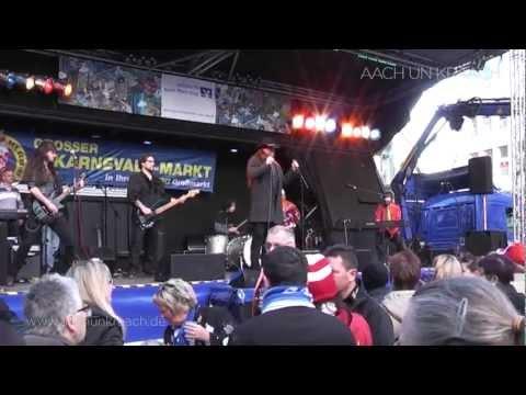 Aach un Kraach — Live am 11.11.2012 auf dem Marktplatz Bonn