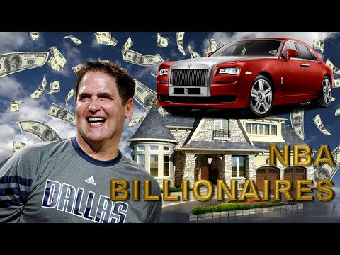 10 Richest NBA Team Owners In America