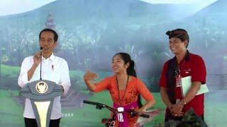 Video Saat Jokowi Terpingkal Dengar Jawaban Kuis Nama Ikan MP3, 3GP, MP4, WEBM, AVI, FLV Januari 2019