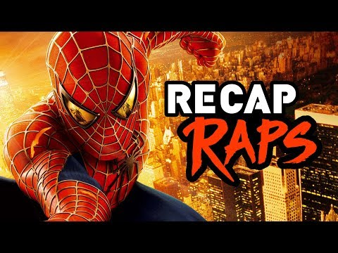A Rap Recap of the Original SpiderMan Trilogy