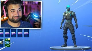 The New Fortnite Cobalt STARTER PACK..