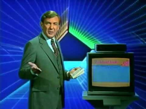 The Viewtron Was AT&T's 1983 Solution For 'Information Overload'