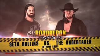 Nonton WWE 2K18 Gameplay : Seth Rollins VS The Undertaker Film Subtitle Indonesia Streaming Movie Download