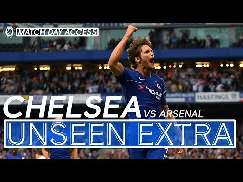 Video: Chelsea 3-2 Arsenal! | Unseen Extra