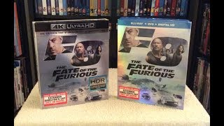 Nonton The Fate of the Furious 4K BLU RAY UNBOXING and Review Film Subtitle Indonesia Streaming Movie Download