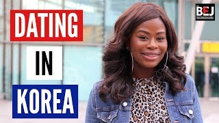 "Video ""I Tend to Stay Away From Korean Men ..."" (Black in Korea) 