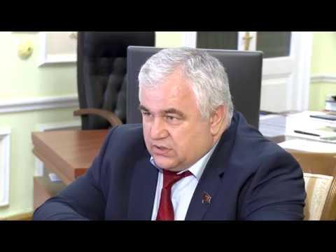 Igor Dodon a avut o întrevedere cu deputatul Dumei de Stat a Federației Ruse, Kazbek Taisaev
