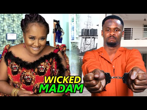 Wicked Madam COMPLETE MOVIE - Ebele Okaro & Zubby Michael 2021 Latest Nigerian Nollywood Movie