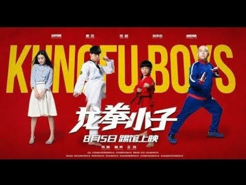 Kungfu boys 2019 full movie( sub indonesia )