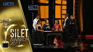 Video Heboh Keluarga Anang Ashanty Di Ramal |  Silet Awards 2017 MP3, 3GP, MP4, WEBM, AVI, FLV November 2017