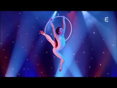 Um show de graça, beleza e equilíbrio