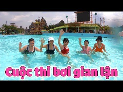 Khám Phá Biển Nhân Tạo Lớn Nhất Việt Nam - Thời lượng: 12 phút.