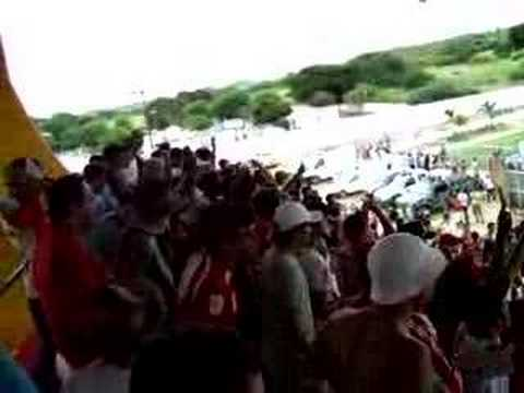 Torcida Do Potiguar Em Antonio Martins R/N