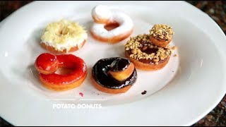 Video Potato Donuts - Chef's Table MP3, 3GP, MP4, WEBM, AVI, FLV Mei 2019