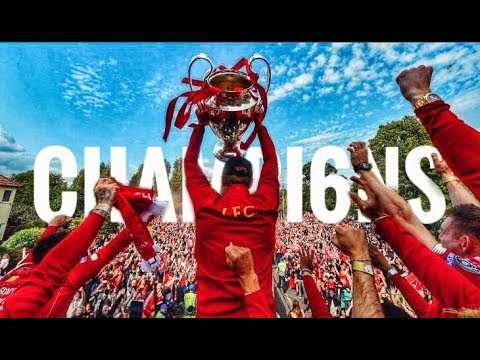 Liverpool fc Champions of Europe the movie