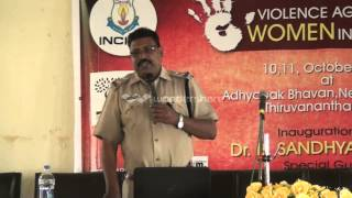 Lecture by Sri. D.Samuel, Sub Inspector of Police, Control Room, Trivandrum