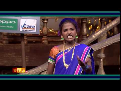 Kalakkapovadhu Yaaru Season 6 - 23rd October 2016 - Promo 3
