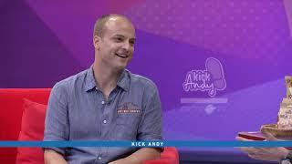 Video KICK ANDY - AKU LOVE INDONESIA 1 (AARON FISHMAN) MP3, 3GP, MP4, WEBM, AVI, FLV April 2019
