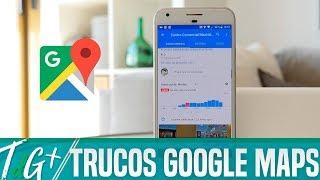 Video 7 Trucos para usar Google MAPS como un profesional!! MP3, 3GP, MP4, WEBM, AVI, FLV September 2018